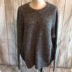 Sonoma sweater size xxl gray